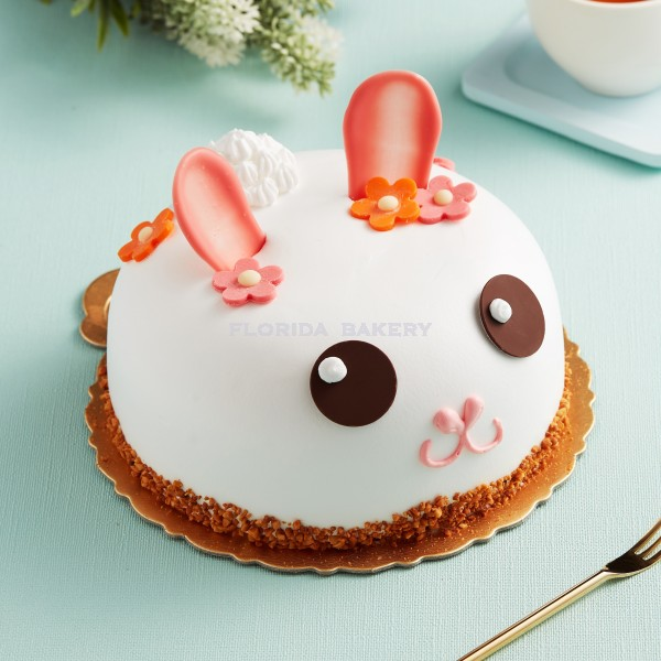 芋泥鮮奶油蛋糕-動物A *限門市自取*