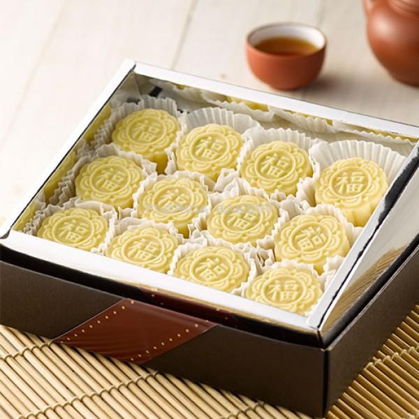 福利招牌綠豆冰糕禮盒-12入