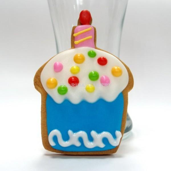蛋糕彩繪餅乾