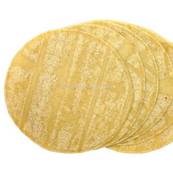 """6"""" 墨西哥黃玉米薄餅 - 單包"""
