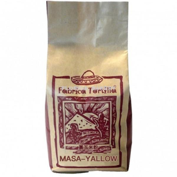 MASA黃玉米粉 - 單包