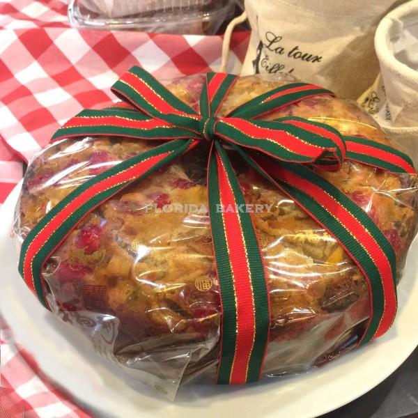 耶誕水果蛋糕