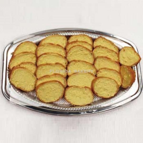拼盤-大蒜奶油法包