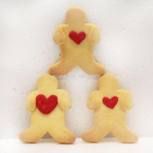 【彩繪餅乾】真心愛你