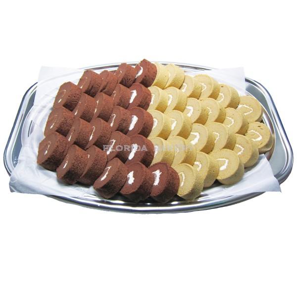 拼盤-綜合蛋糕捲