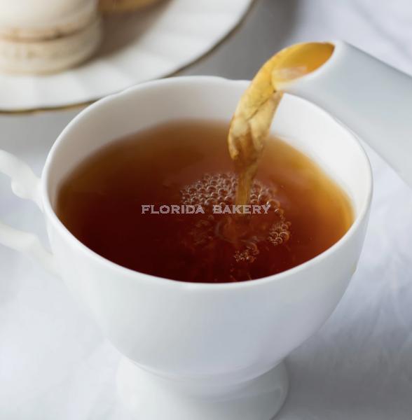 純茶 (2.5加侖) 紅茶/綠茶 - 另附糖及奶精