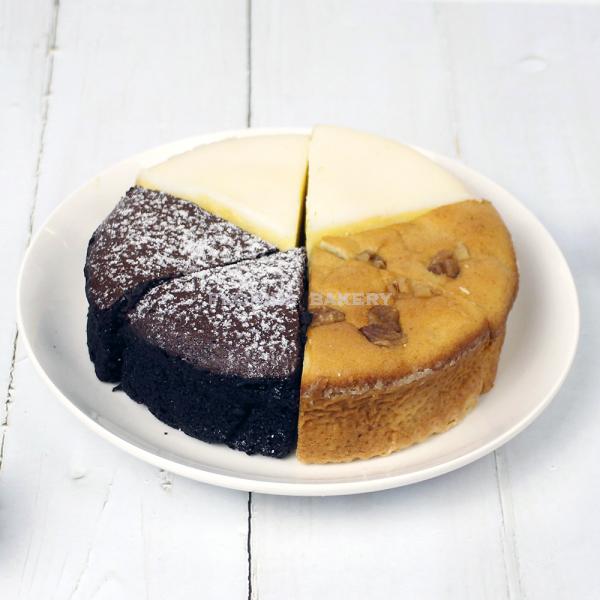 綜合切片蛋糕