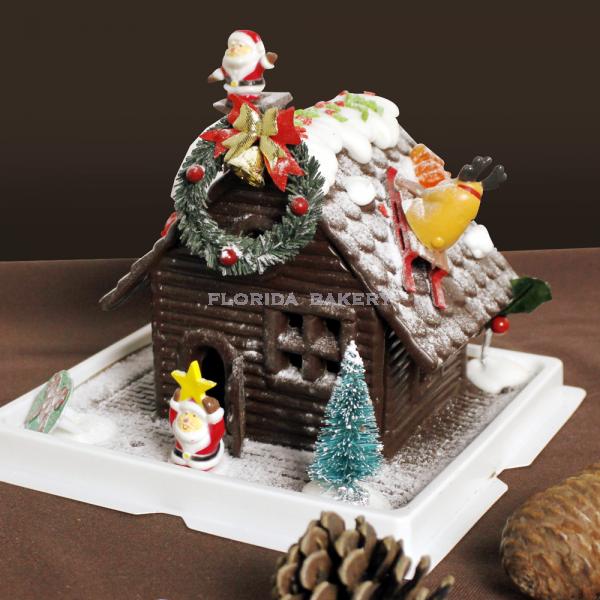 聖誕巧克力屋*限門市自取*