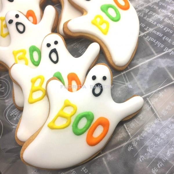 彩繪餅乾-幽靈