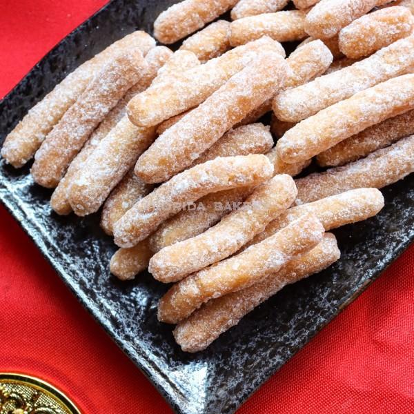 糖粉江米條