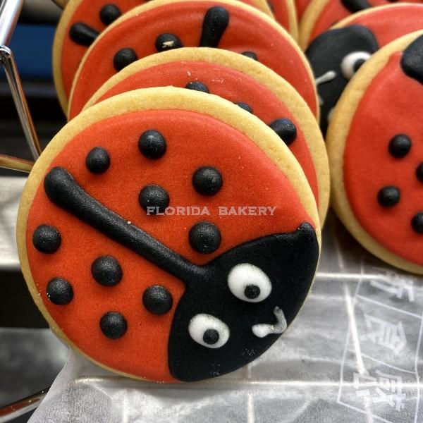 【彩繪餅乾】 瓢蟲