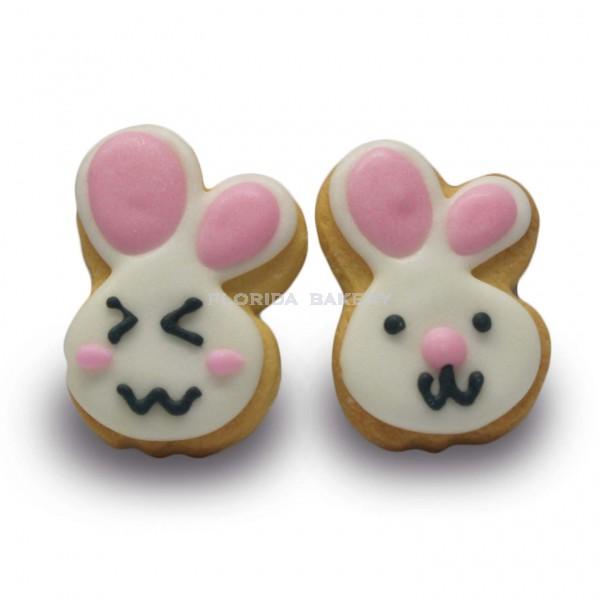 彩繪餅乾-兔子