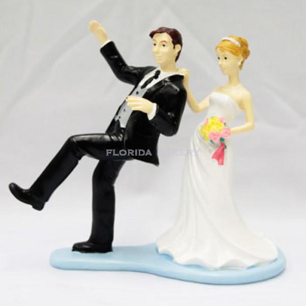 俏皮新婚造型組