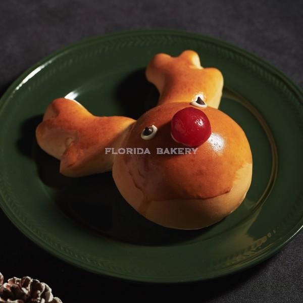 Reindeer Sweet Bread