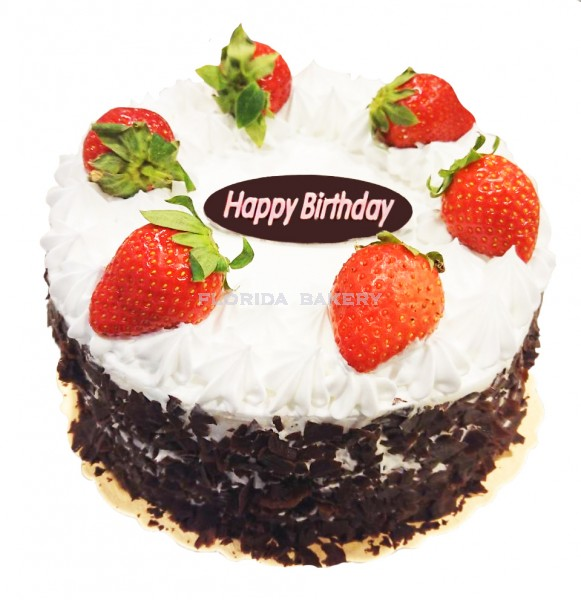 """8"""" Black Forest Cake *Store Pickup Only*"""