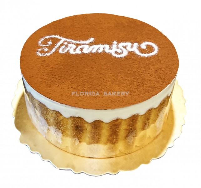 """6"""" Tiramisu Cake *Store Pickup Only*"""
