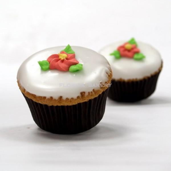 Cupcake-Love Flowers