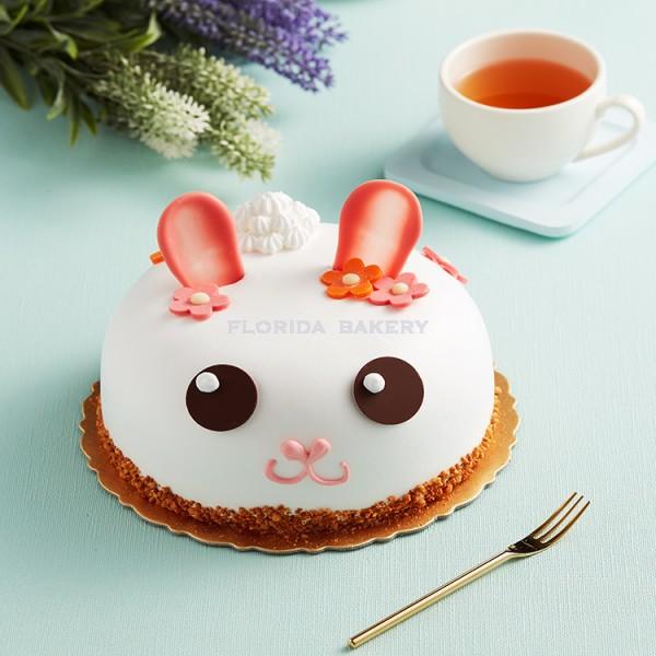 "6""  Taro Cream Cake-A *Store Pickup Only*"