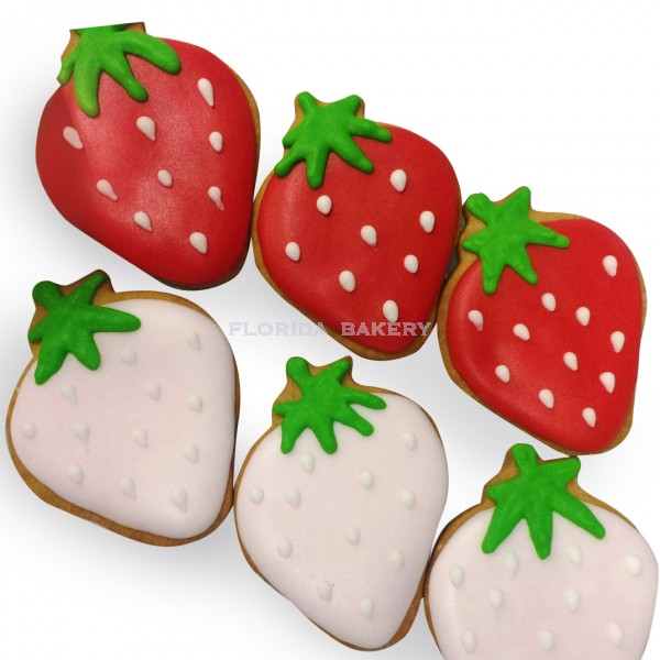 【Artisan Cookies】Strawberry