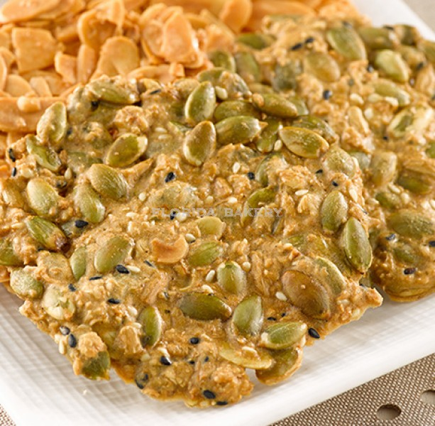 【Handmade Cookies】Multi Grain Crisp