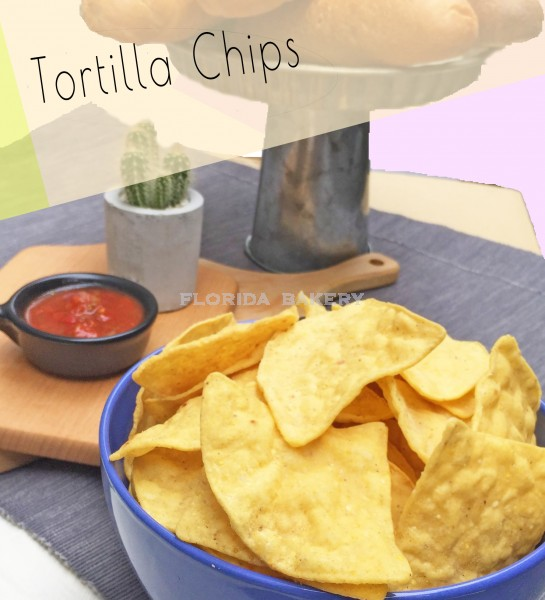 Gourmet Tortilla Chips 16bag/box