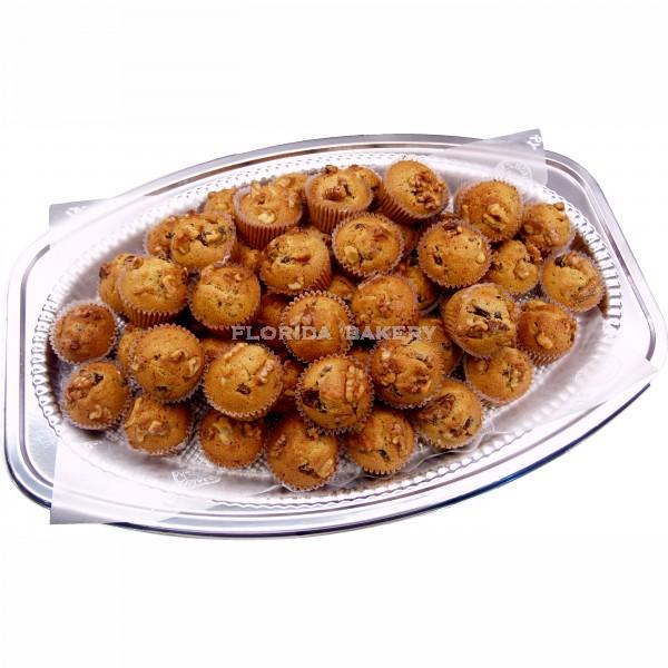 拼盤-桂圓小蛋糕