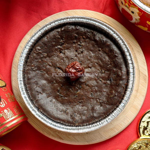 Baked Sweet Rice Cake-Red Dates Purple Rice